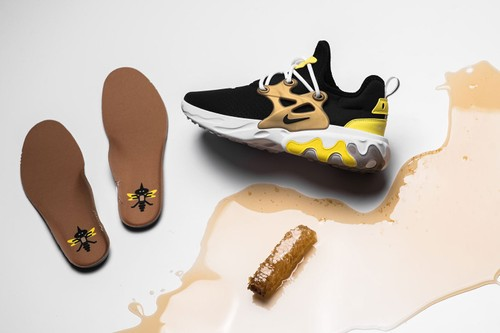 "The Nike Presto React Is Releasing in a ""Brutal Honey"" Colorway"