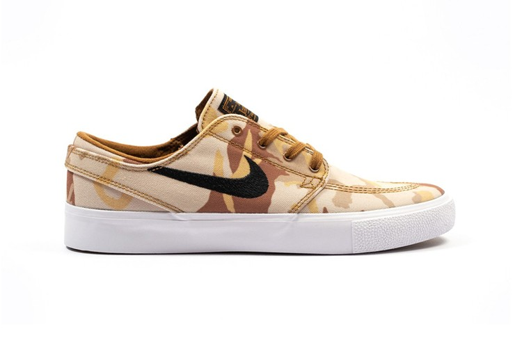 check out 53748 f10cb Nike SB Gives the Zoom Janoski Canvas Premium RM a