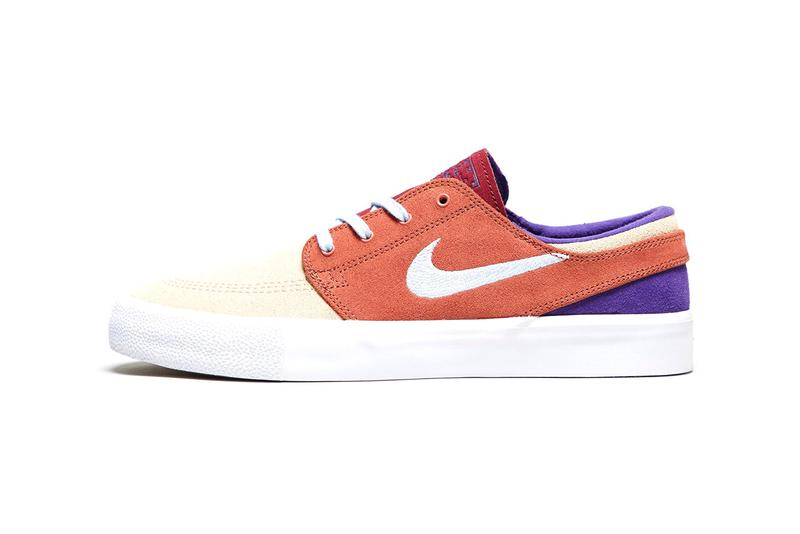 98d8bb0bea nike sb zoom stefan janoski canvas deconstructed sneakers multi colorway  release