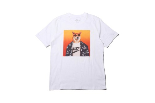 Nike Collaborates With The Menswear Dog for T-Shirt Capsule