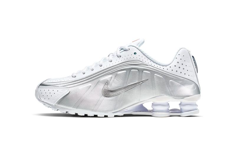 on sale 4eb4f d6bac Nike Shox R4 Returns With Sleek