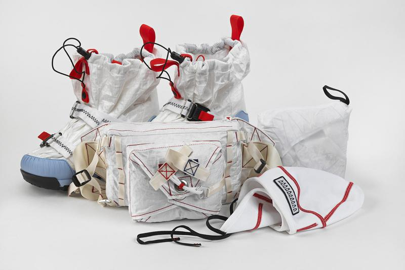 Tom Sachs NIKECRAFT Poncho Apparel Reveal Transitions collection