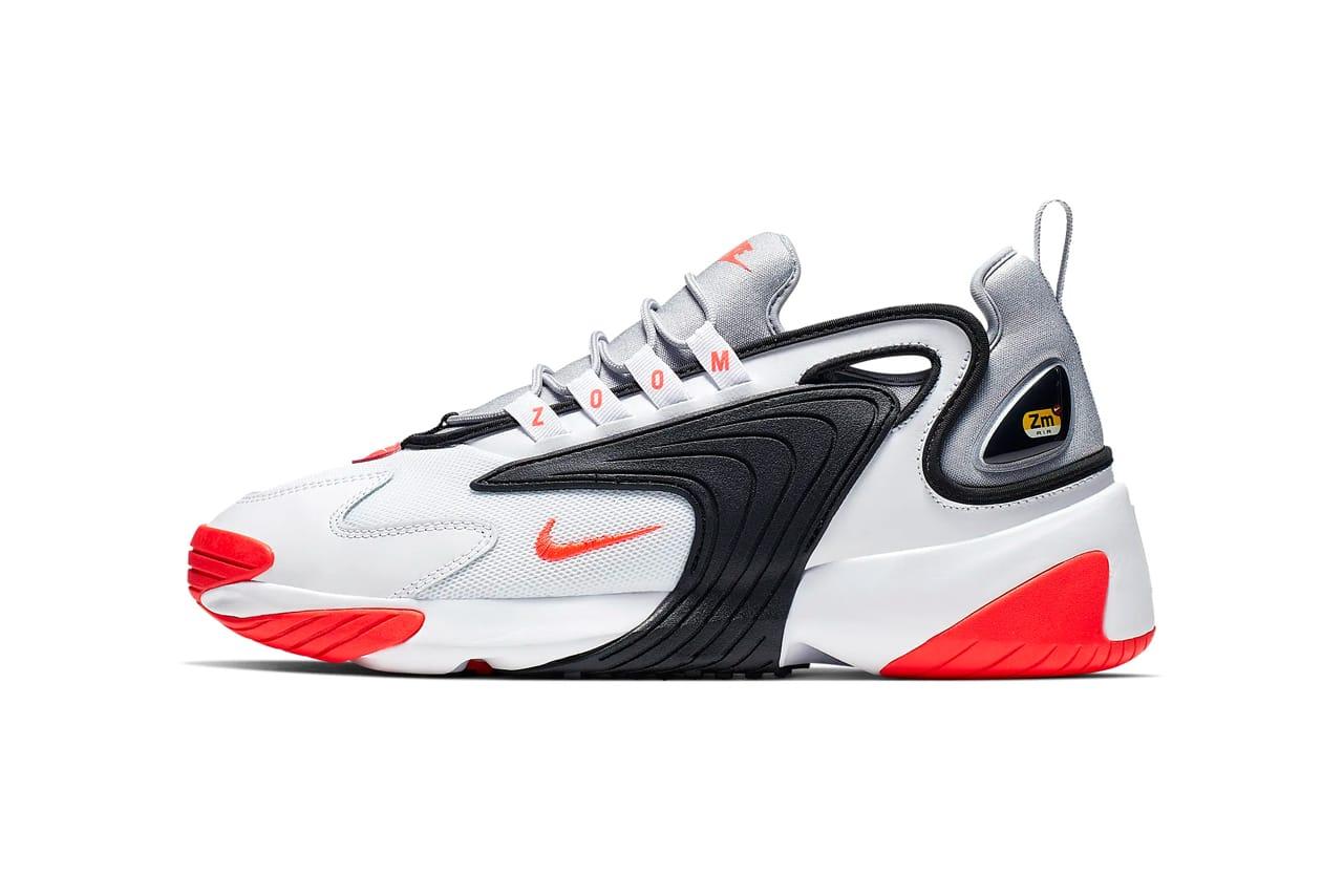 Nike Zoom 2K 'White/Wolf Grey/Black