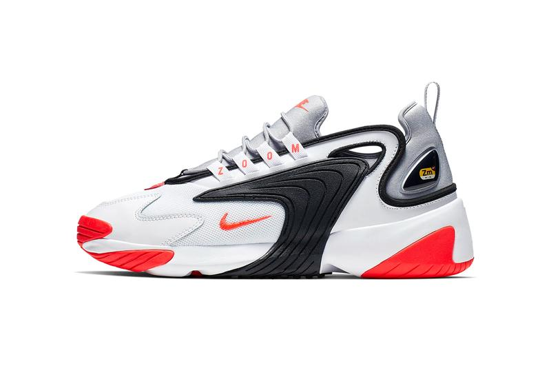 """save off 4a341 fc18f Nike Zoom 2K Gets """"Infared 23"""" Color Pops in Latest Edition"""