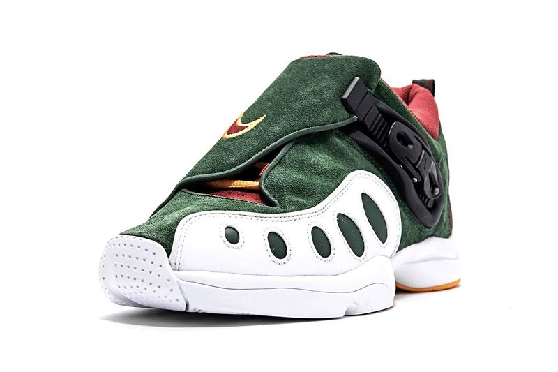Nike Zoom GP COSMIC BONSAI/TEAM CRIMSON-WHITE AR4342-300 Gary Payton New Sneaker Release Drop Date Information Retro Colorway Basketball Silhouette