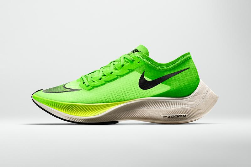 Nike Debuts Its Upgraded With ZoomX Vaporfly NEXT% Silhouette