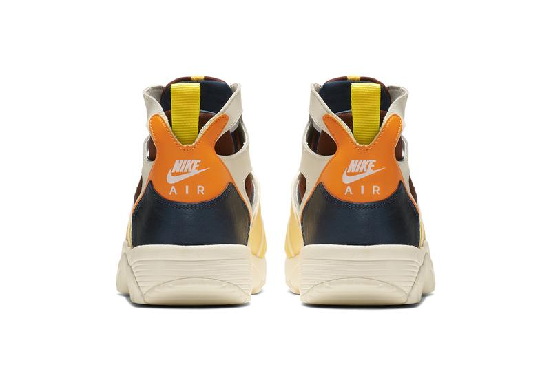 Nikes Air Trainer Huarache PRM QS Houston Jerseys sports MLB kicks footwear shoes sneakers