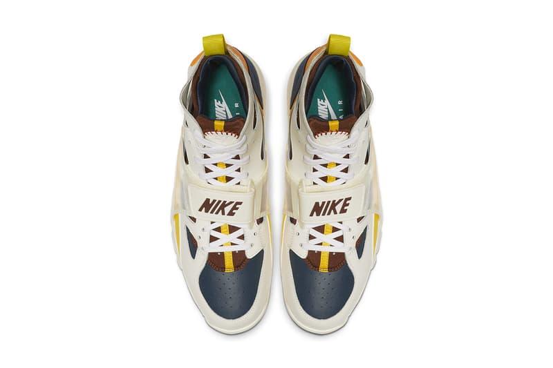 Nikes Air Trainer Huarache PRM QS Houston Jerseys sports MLB kicks footwear shoes sneakers