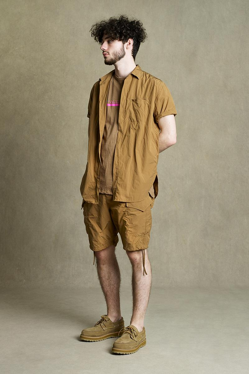 Nonnative Summer 2019 Collection Lookbook Americana military wear safari hunting COOL MAX CORDURA sports casual breathable moisture wicking