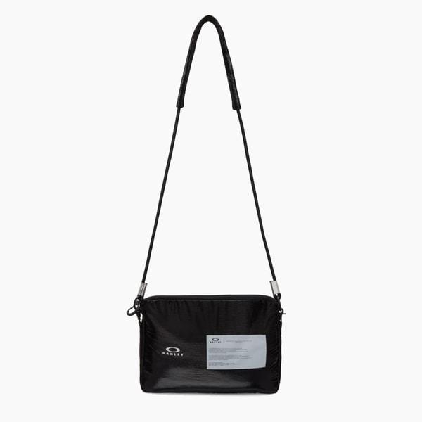 Oakley by Samuel Ross Black Utility Messenger Bag