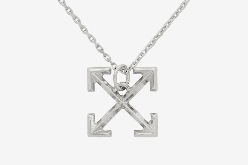 SSENSE Exclusive Off-White™ Jewelry virgil abloh