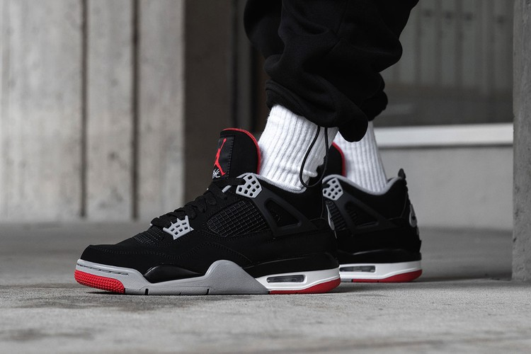 af3cee946a7b On-Feet With Air Jordan 4 Retro OG