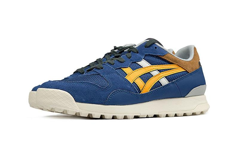 quality design 2a20a 87d82 Onitsuka Tiger Horizonia 'Midnight Blue/Citrus' | HYPEBEAST