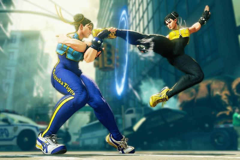 Onitsuka Tiger Mexico 66 SD Street Fighter Capcom Gen Z Chun Li Digital Influencer Miquela Fashion Streetwear Street Fighter V Arcade Edition
