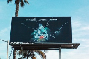 UPDATE: Palace Los Angeles Store Confirmed, Official Billboard and Logo Revealed