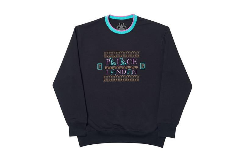 Palace 2019 Summer Sweatshirts hoodies pullover crewnecks triferg logo branding graphic shirt rugby polo
