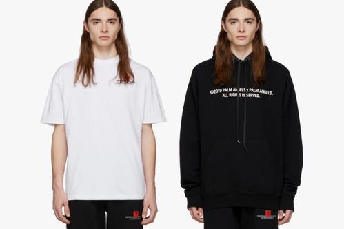 """Palm Angels Collaborates With Itself for """"Palm x Palm"""" Capsule"""