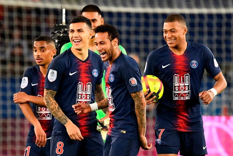 Paris Saint-Germain 2018/19 Home Kit | HYPEBEAST