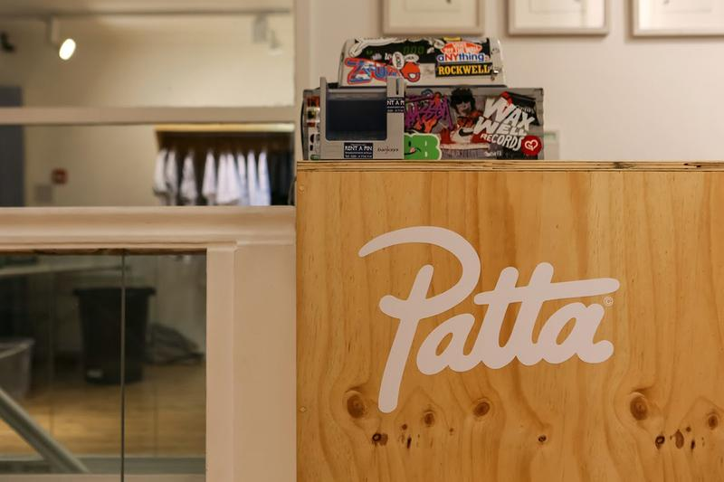 Patta Air Jordan Collaboration