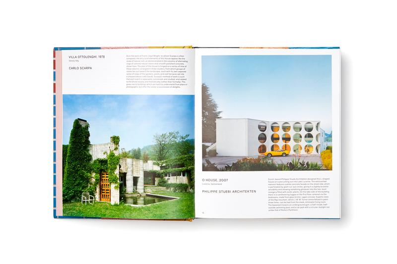 Phaidon Houses Extraordinary Living Release architecture exterior interior design homes accommodation abode design designer Modernism Postmodernism Brutalism Regionalism Deconstructivism International Style