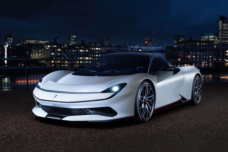 Pininfarina Battista Luxury Electric Supercar
