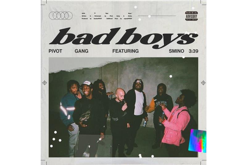 Pivot Gang Bad Boys Stream Debut Album You Can't Sit With Us Info Saba Dinnerwithjohn  daedaePIVOT Frsh Waters Joseph Chilliams MfnMelo Smino SqueakPIVOT