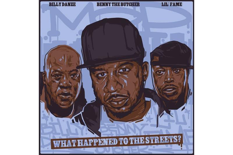 Planit Hank What Happened to the Streets Stream feat. M.O.P. Benny The Butcher soundcloud hip-hop rap MC Hardtimes Records boombap Shylow
