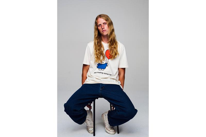 Pop Trading Company Miffy Nijntje Collection Capsule Collaboration Spring Summer 2019 Skate Wear Apparel Global Release Amsterdam Beauty&Youth Exclusives