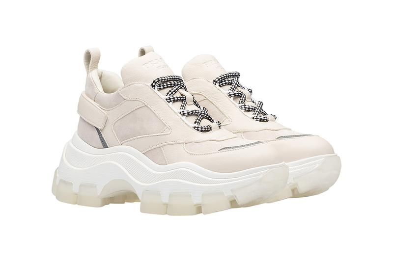 Prada Pegasus Women's Chunky Shoe Release Info colorways may 2019 drop buy spring summer ss19
