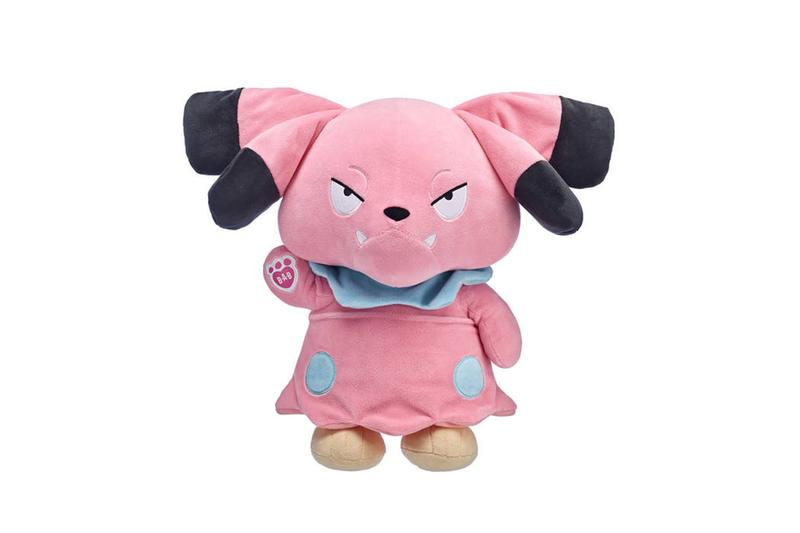 Psyduck Snubbull Available Build-A-Bear pokemon detective pikachu