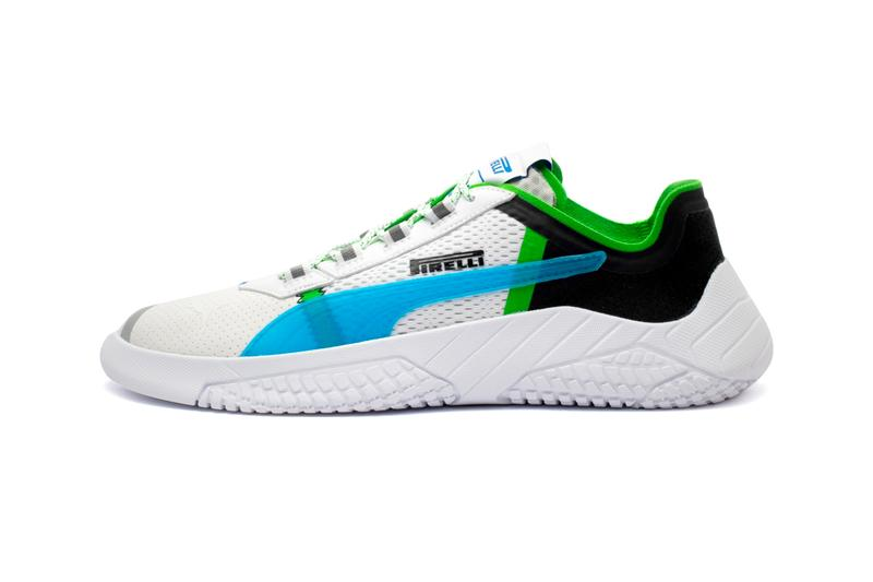 PUMA Wraps its Replicat X With Pirelli Formula 1 Tire racing speed motorsport shoes sneakers