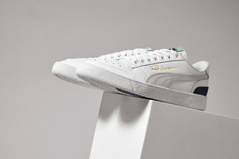 puma ralph sampson og high low top shoes sneakers white grey gray reissue april 2019 release date where to buy kith cost price court