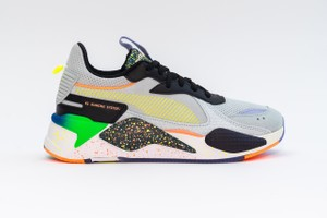 PUMA Gets Eccentric With the RS-X