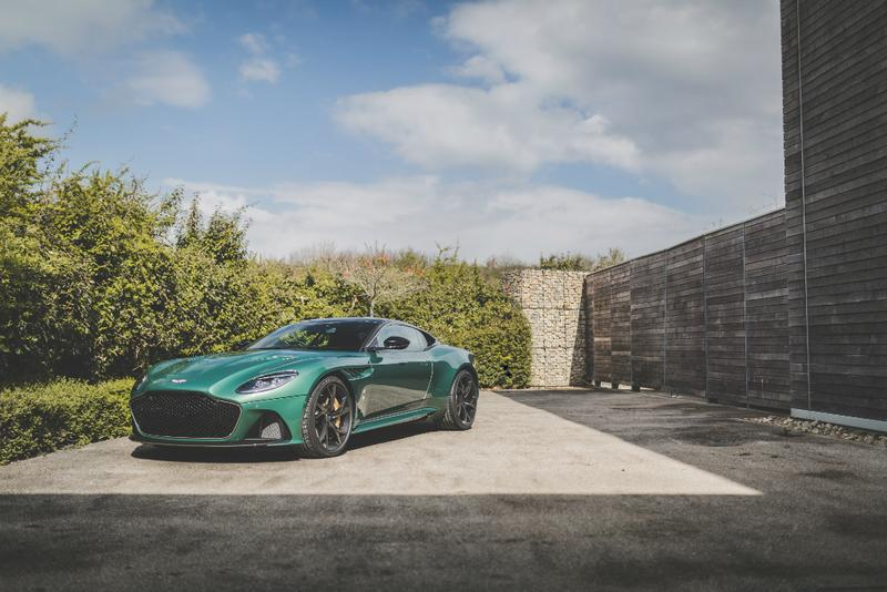 aston martin dbs 59 superleggera specs pictures pics info images buy 1959 24 hours of le mans victory win 2019 2020 price cost racing green technical information details vehicle car