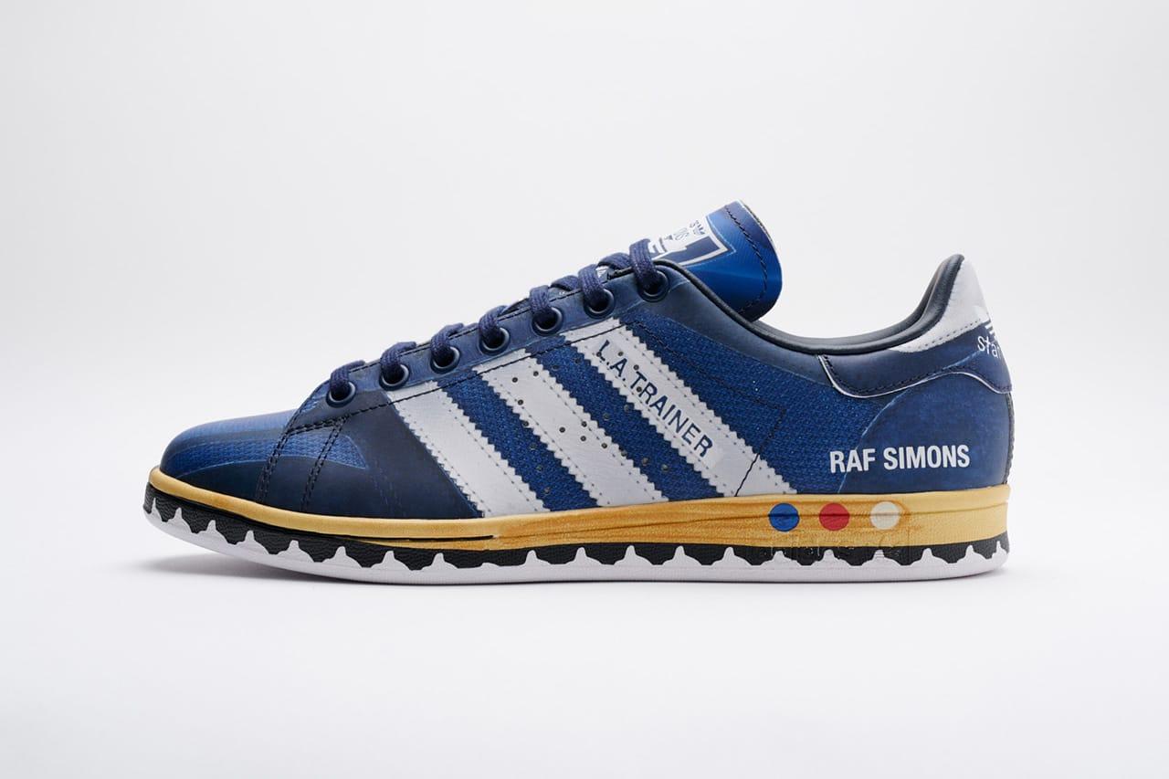 Raf Simons x adidas Stan Smith