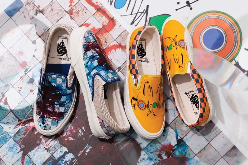 new arrival a357c 4e049 On the heels of our first look at the collection, we now have a complete  look at the Ralph Steadman x Vans Vault capsule collection, aside from the  matching ...