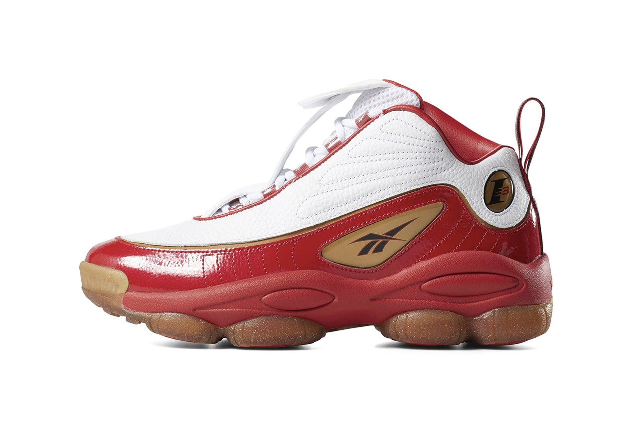 Reebok Iverson Legacy in Red Release