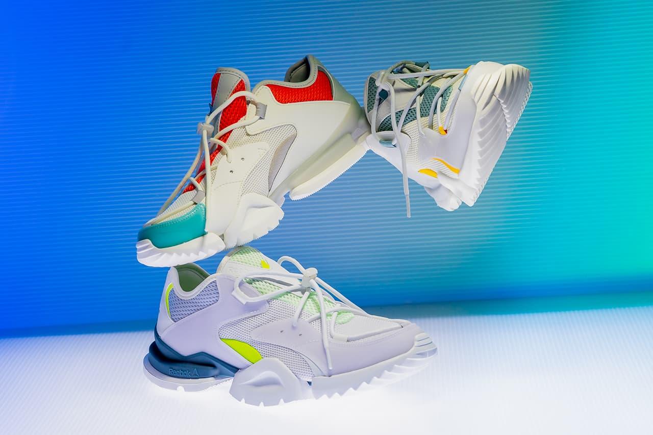 Reebok Debuts Neon-Pop Run.r 96 & Sock Run.r Colorways