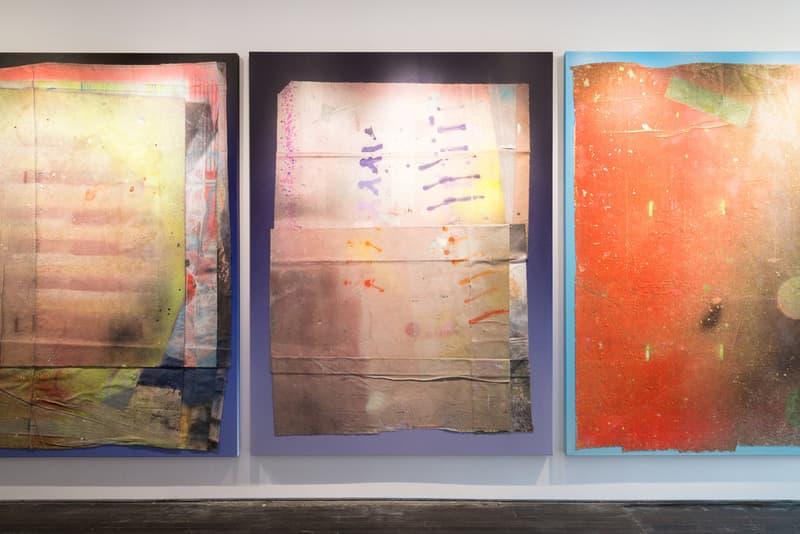 revok depersonalization derealization exhibition paintings artworks