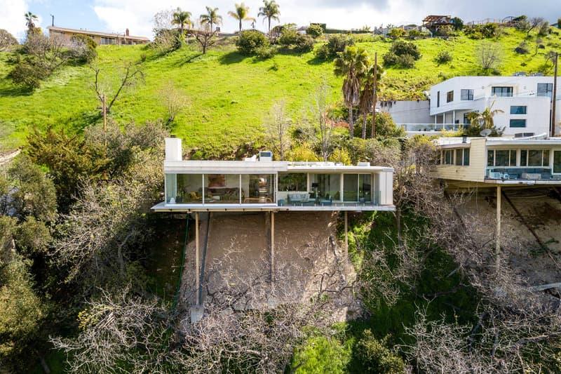 Richard Neutra Stilt House For Sale architecture homes houses design California LA Los Angeles