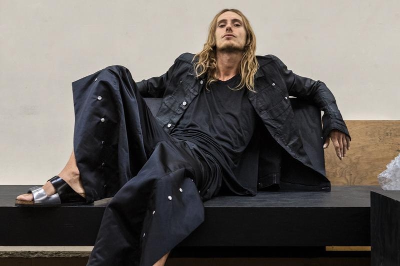 ANDREAS MURKUDIS Rick Owens Store Pop Up Potsdamer Straße Ready to Wear Collection Birkinstock Collaboration Furniture Designs Germany Exclusive Michele Lamy Rocco Rampino