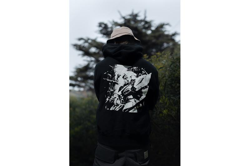 Rōnin Division SS19 Pre Spring 2019 Capsule Japanese Culture Sweaters Jackets Silk Lightweight Collection Lookbooks Release Information Drop Date First Look
