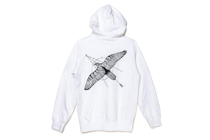 Dr. Woo x sacai SS19 Limited Edition Capsule tattoo artist chitose abe