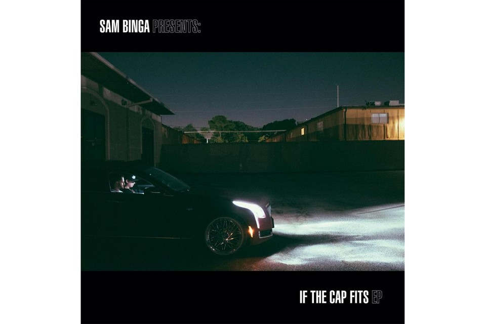 Sam Binga's 'If The Cap Fits' EP Is a Genre-Defying Exploration of UK Music