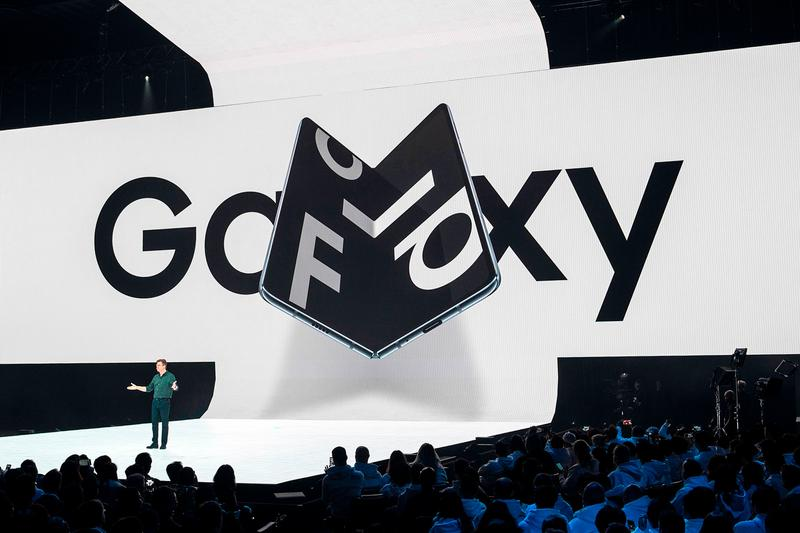Samsung 1980 USD Galaxy Fold is Available for Pre Orders Today sale smartphone mobile phone