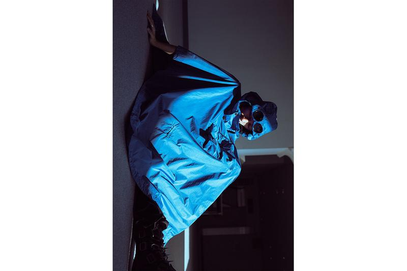 Silver Magazine Takuya Chiba C.P. Company Spring Summer 2019 SS19 Collection Editorial Photography Garment Dye Production Grind Perk Tokyo