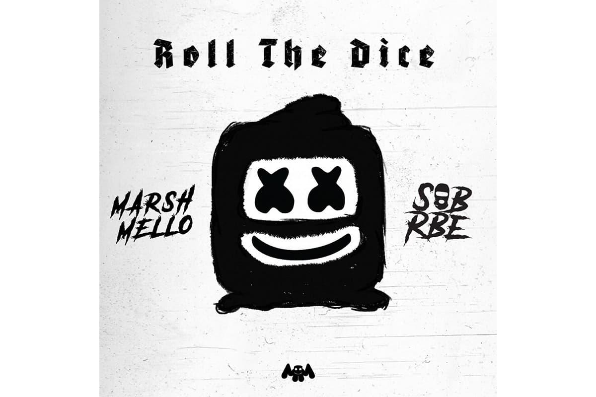 Celebrity Music: SOB X RBE Roll the Dice EP Featuring Marshmello Stream