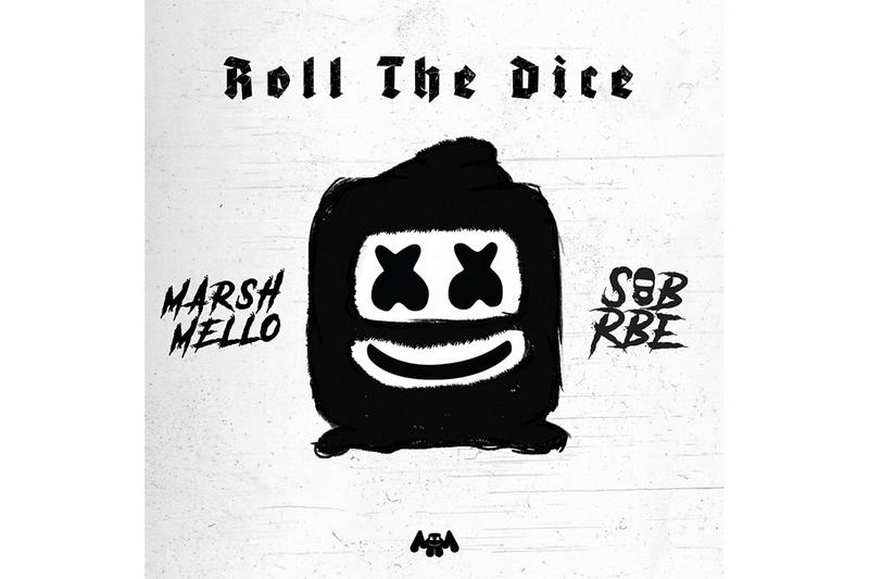 Celebrity Music: SOB X RBE Roll the Dice EP Featuring Marshmello Stream