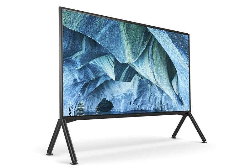 Sony Master Series Z9G 8K TV Release info 70000 USD HDR dolby atmos vision imax television flatscreen