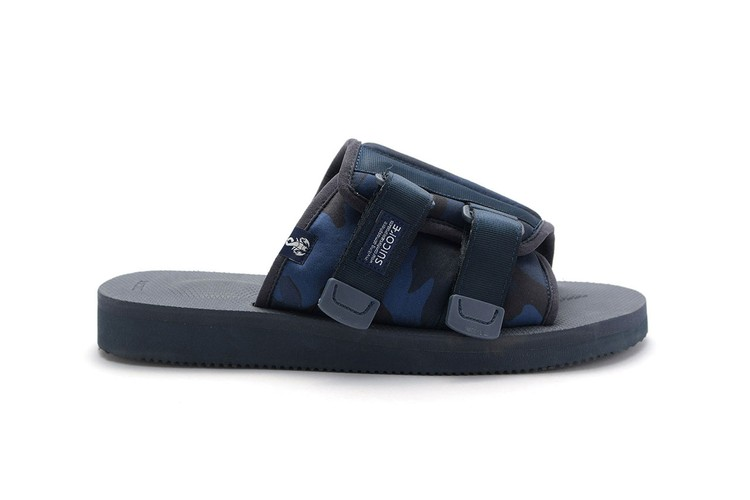 c492c68bc2 SOPHNET. and Suicoke s Camo-Covered KAW-VS Sandal Receives Release Date